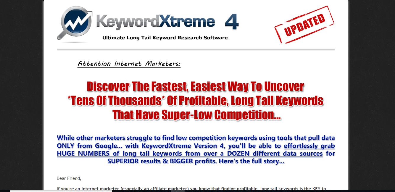 Keyword extreme4
