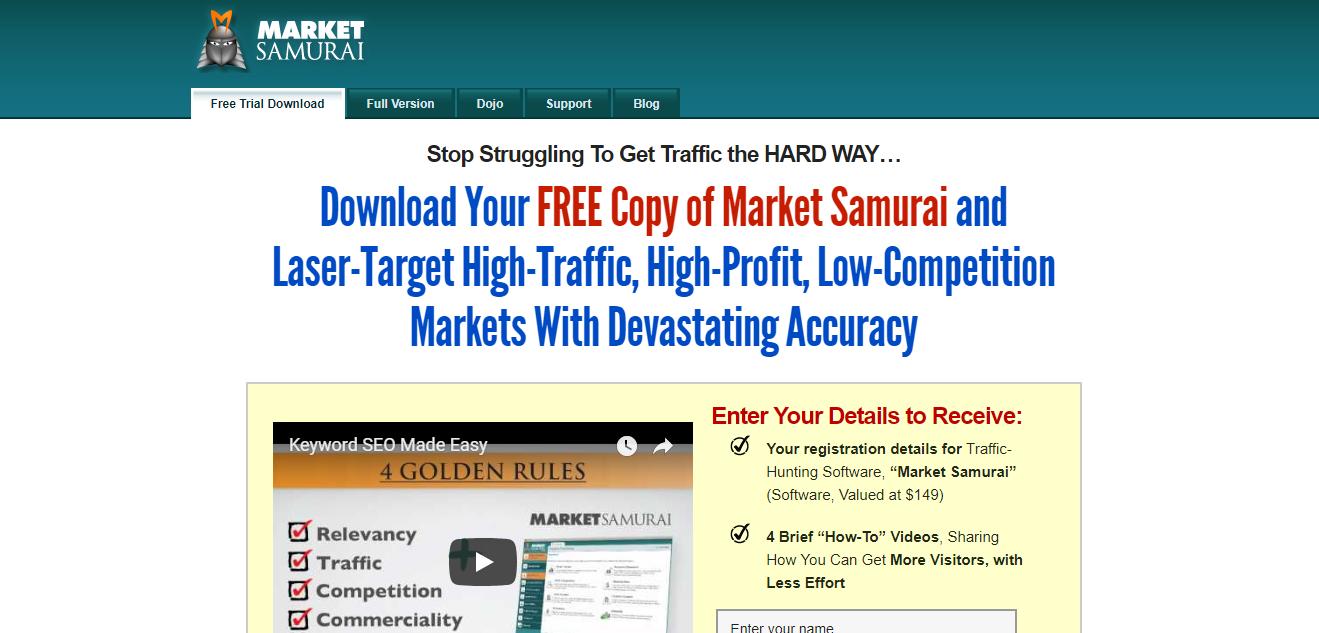 Market Samurai