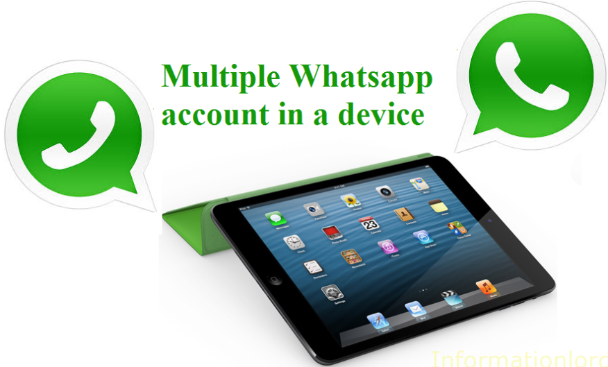 How To Run Two WhatsApp Accounts In One Mobile | InfoBeat com