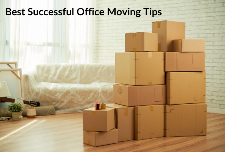 Best successful Office moving Tips