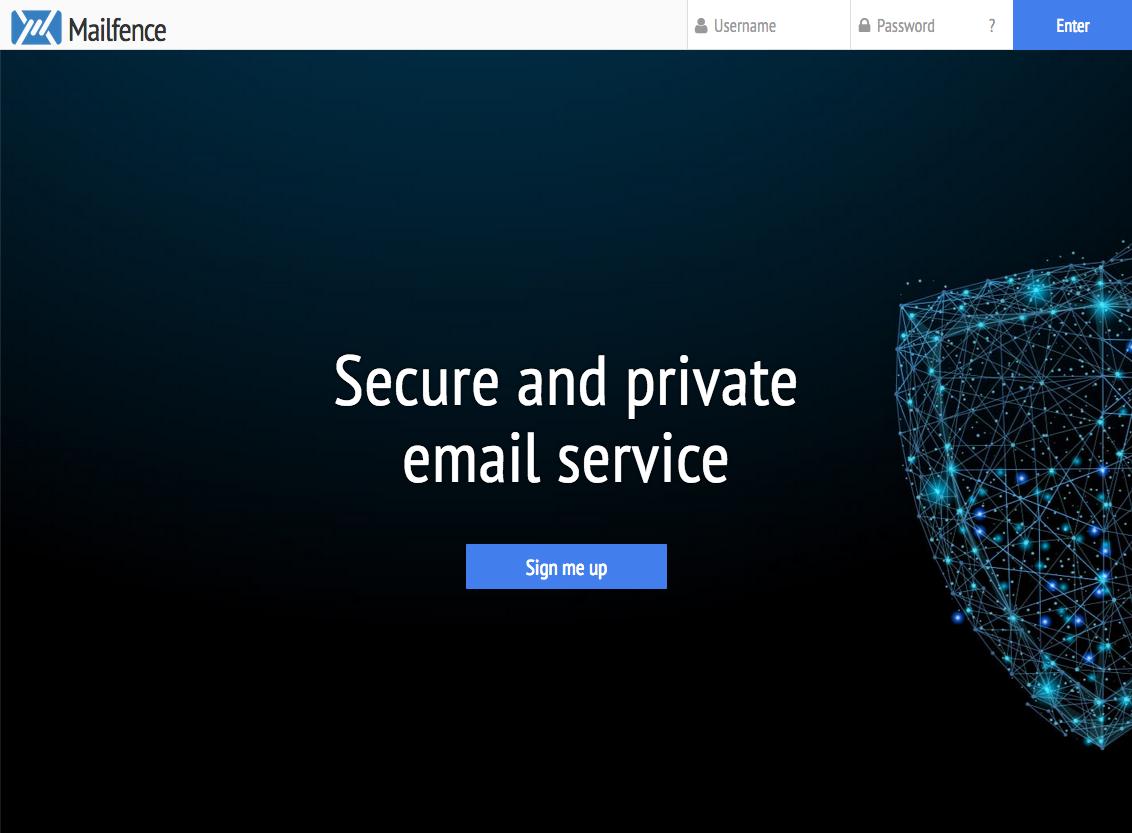 mailfence-homepage